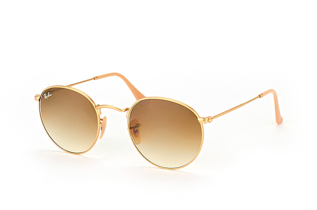 Ray-Ban Round Metal RB 3447 112/51 vista en perspectiva
