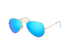 Ray-Ban Aviator RB 3025 112/17 small, Aviator Sonnenbrillen, Goldfarben
