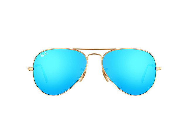 Ray-Ban Aviator RB 3025 112/17 small Perspektivenansicht