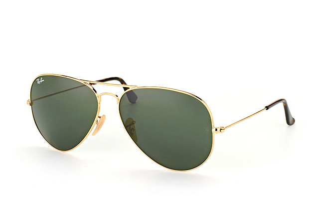 Ray-Ban Aviator RB 3025 181 large vue en perpective