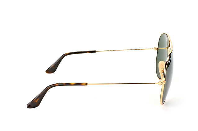 Ray-Ban Aviator RB 3025 181 large Perspektivenansicht