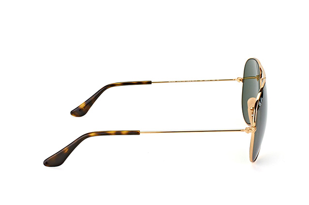 Ray-Ban Aviator RB 3025 181 vista en perspectiva