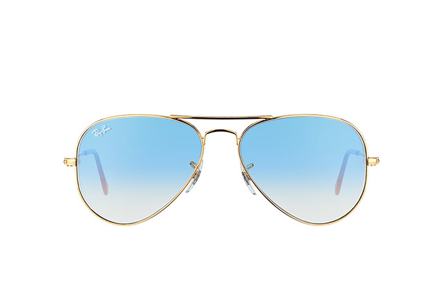 Ray-Ban Aviator RB 3025 001/3F small vue en perpective