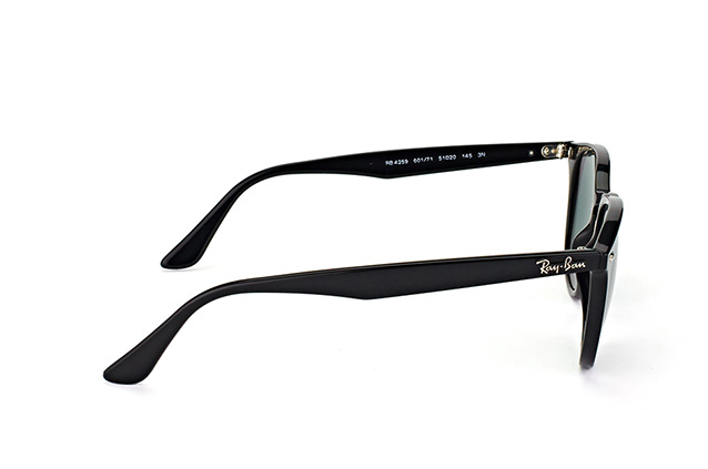 Ray-Ban RB 4259 601/71 perspective view