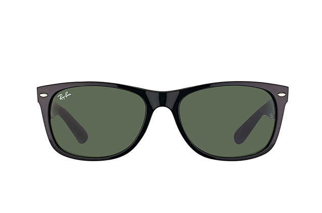 Ray-Ban New Wayfarer RB 2132 901Xlarge perspective view