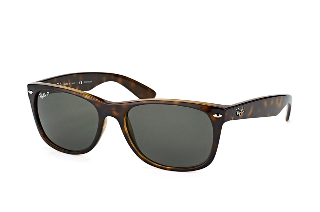 Ray-Ban Wayfarer RB 2132 902/58 Xlarge perspective view