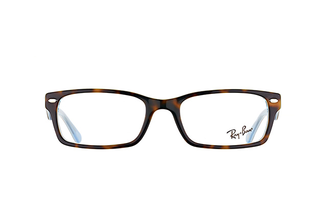 Ray-Ban RX 5206 5023 perspective view