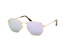 Ray-Ban Hexagonal RB 3548N 001/8O liten
