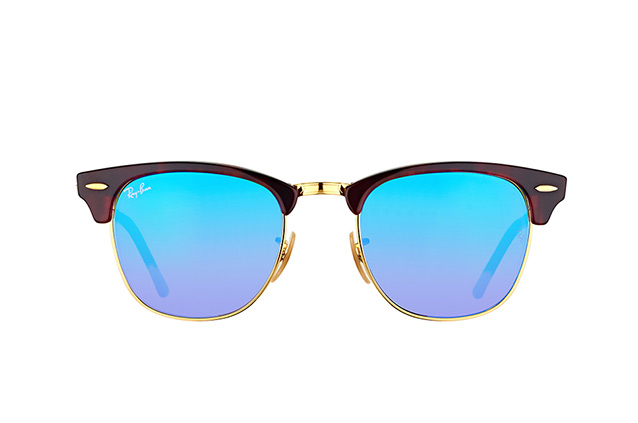 Ray-Ban Clubmaster RB 3016 990/7Q L perspective view