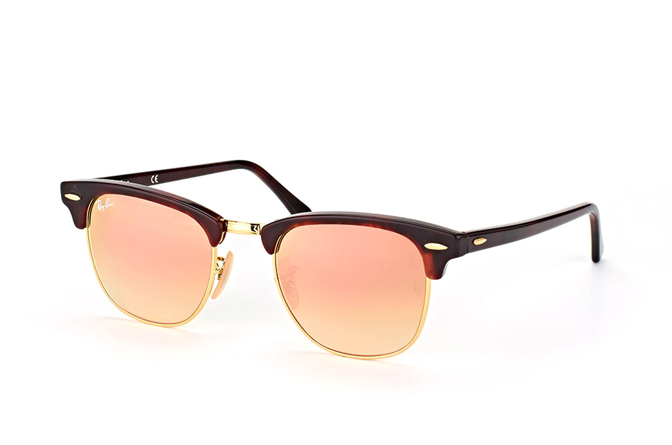 Ray Ban Clubmaster Sonnenbrille Oldschool