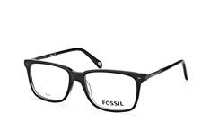 Fossil FOS 6071 Rsr, Square Brillen, Schwarz