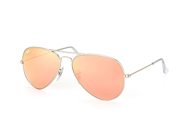 Ray-Ban Aviator large RB 3025 019/Z2 perspective view