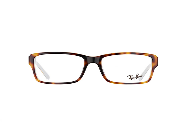 Ray-Ban RX 5169 5238 perspective view