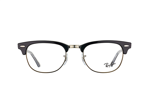 Ray-Ban Clubmaster RX 5154 5649 Perspektivenansicht