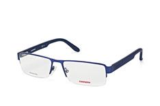 Carrera CA 6657 Tro, Rectangle Brillen, Blau