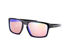 Oakley Oakley Sliver OO 9262 39, Square Sonnenbrillen, Schwarz