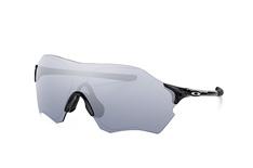 Oakley Evzero Range OO 9327 01, Singlelens Sonnenbrillen, Schwarz