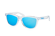 Oakley Frogskins OO 9013 A6, Square Sonnenbrillen, Transparent