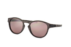 Oakley Latch OO 9265 12, Round Sonnenbrillen, Braun