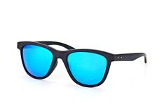 Oakley Moonlighter OO 9320 11, Square Sonnenbrillen, Schwarz