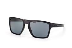 Oakley Sliver XL OO 9341 01, Square Sonnenbrillen, Schwarz