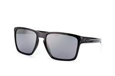 Oakley Sliver XL OO 9341 05, Square Sonnenbrillen, Schwarz