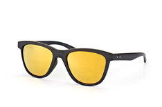Oakley Moonlighter OO 9320 10, Square Sonnenbrillen, Schwarz
