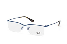 ray-ban-rx-6370-2887-rectangle-brillen-blau