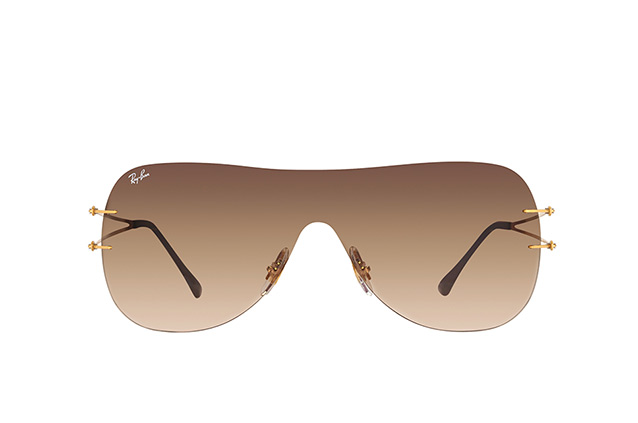 Ray-Ban RB 8057 157/13 perspective view