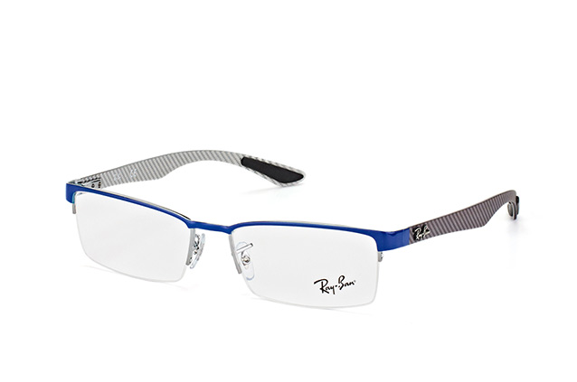 Ray-Ban RX 8412 2891 perspective view