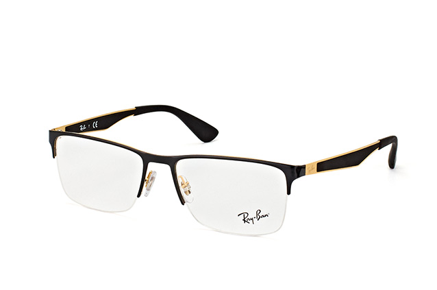 Ray-Ban RX 6335 2890 perspective view