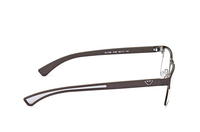 6bdf2351d5 ... Emporio Armani Glasses  Emporio Armani EA 1052 3156. null perspective  view  null perspective view ...
