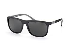 Emporio Armani EA 4079 5042/87, Quadratische Sonnenbrille, Herren, in Sehstärke erhältlich - Preisvergleich