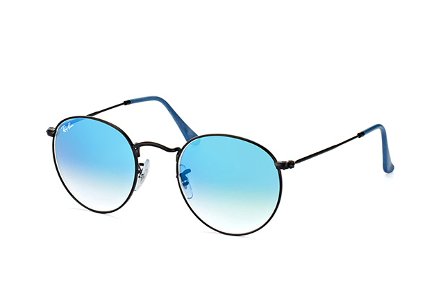 Ray-Ban Round Metal RB 3447 006/3F perspective view