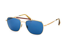 Paul Smith Roark PM 4079S 514580, Aviator Sonnenbrillen, Goldfarben