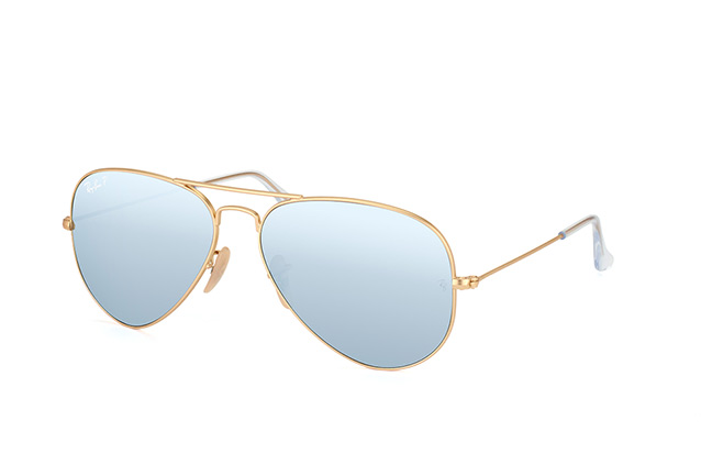 Ray-Ban Aviator large RB 3025 112/W3 vista en perspectiva