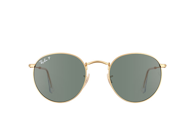 Ray-Ban Round Metal RB 3447 112/58 perspective view