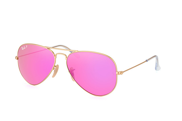 Ray-Ban Aviator large RB 3025 112/1Q Perspektivenansicht