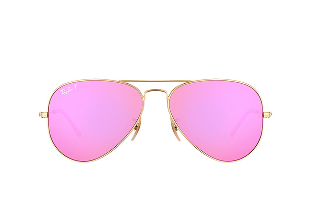 Ray-Ban Aviator large RB 3025 112/1Q vista en perspectiva