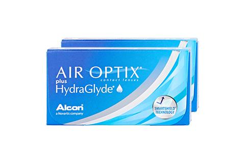 Air Optix Air Optix HydraGlyde 3.5