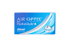 Air Optix Air Optix plus HydraGlyde pieni