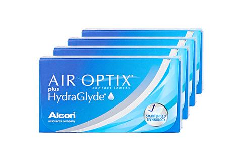 Air Optix Air Optix HydraGlyde 8