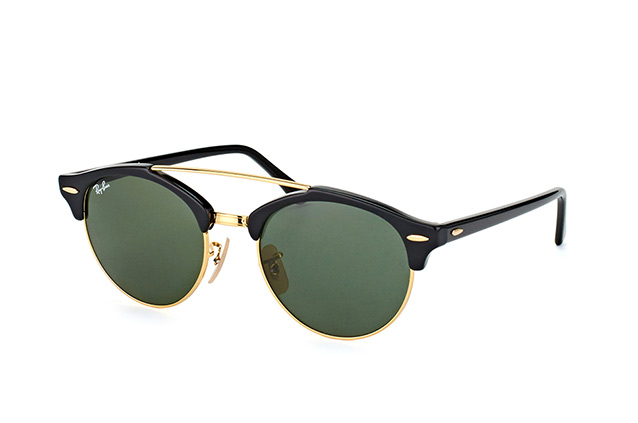 Ray-Ban RB 4346 901 perspective view