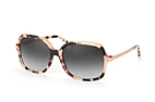 Michael Kors Adrianna MK 2024 316213 Havana / Gold / Gradient grey perspective view thumbnail