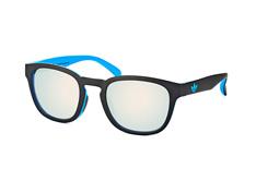 adidas Originals AOR 001 009 027, Round Sonnenbrillen, Blau