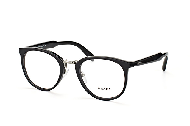 Prada PR 03TV 1AB-1O1 perspective view