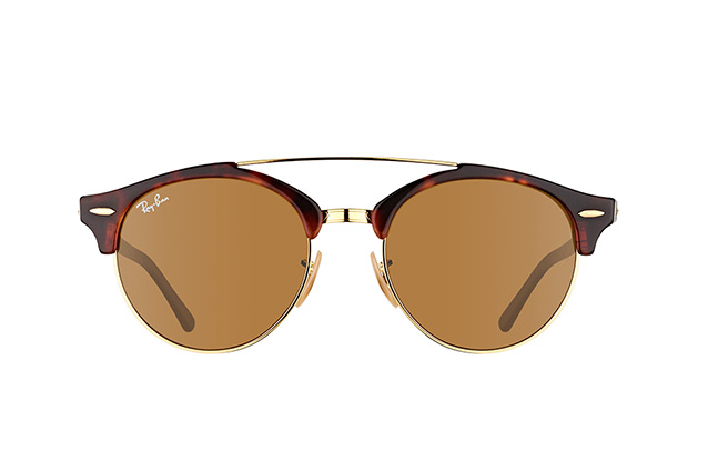 Ray-Ban RB 4346 990/33 perspective view