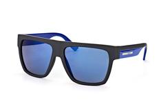 McQ MQ 0035S 001, Aviator Sonnenbrillen, Schwarz