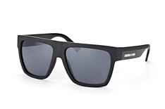 McQ MQ 0035S 002, Aviator Sonnenbrillen, Schwarz
