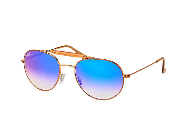 Ray-Ban RB 3540 198/8B vista en perspectiva
